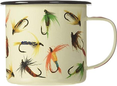 Hook Line Sinker Sportsman S Camping And Outdoor Enamel Mug Amazon Ca Home Kitchen