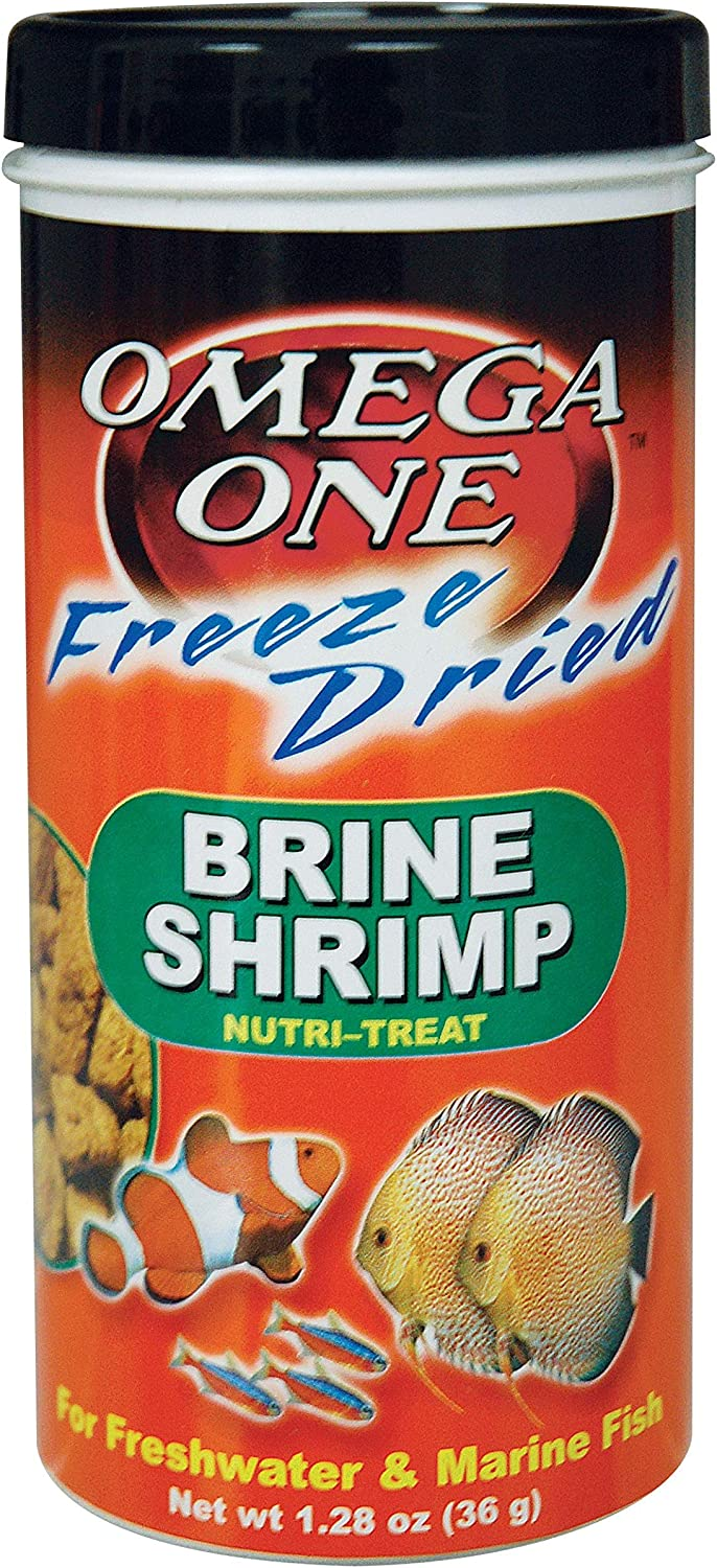 Omega One Freeze Dried Brine Shrimp