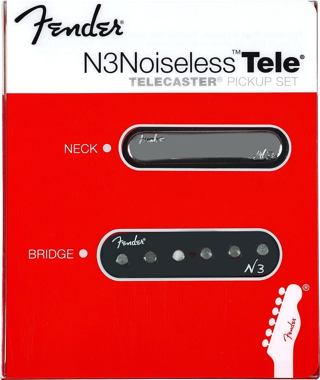 Fender 099 3116 000fender N3 Noiseless Tele Pickups Set Of 2 52 Reissue Telecaster Wiring Diagram Musikinstrumente