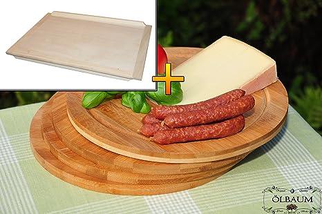 Credenza Con Tagliere : Xxl tagliere per colazione credenza in legno di faggio della