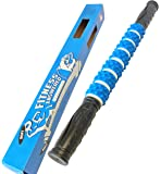 """The Muscle Stick Elite Soft """"Rubber"""" Massage Roller"""