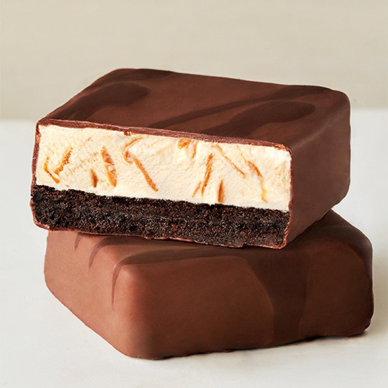 Haagen-Dazs Dulce De Leche Cookie Squares, 3 oz. Bars 3 Pack: Amazon.com: Grocery & Gourmet Food