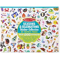 Melissa & Doug Sticker Collection - Seasons & Celebrations