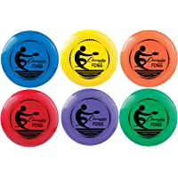 Champion Sports Competition Plastic 165 gm Weight Flying Disc, Assorted