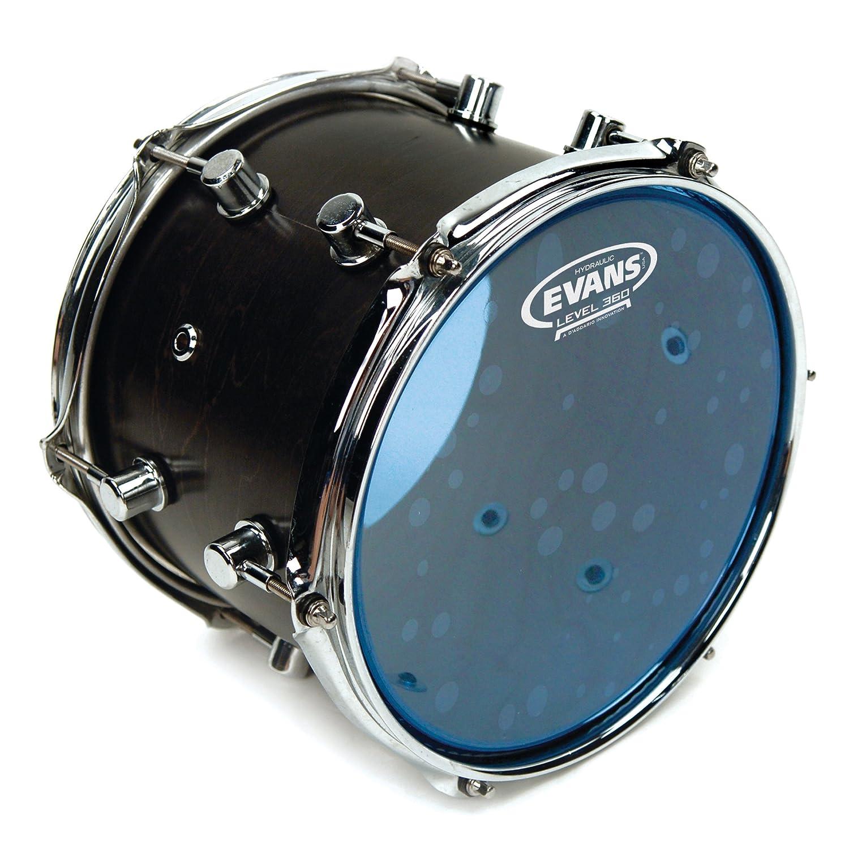 Evans Hydraulic Blue Drumhead, 8 Inch - TT08HB Evans Heads
