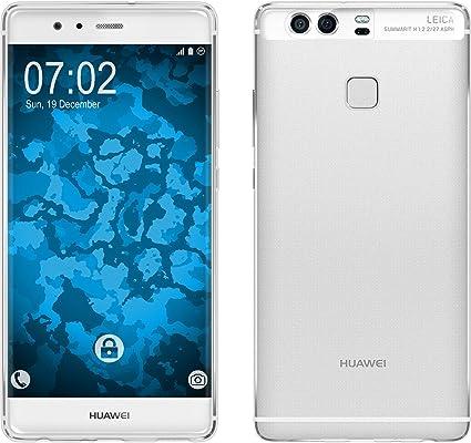 PhoneNatic Funda de Silicona Compatible con Huawei P9: Amazon.es ...