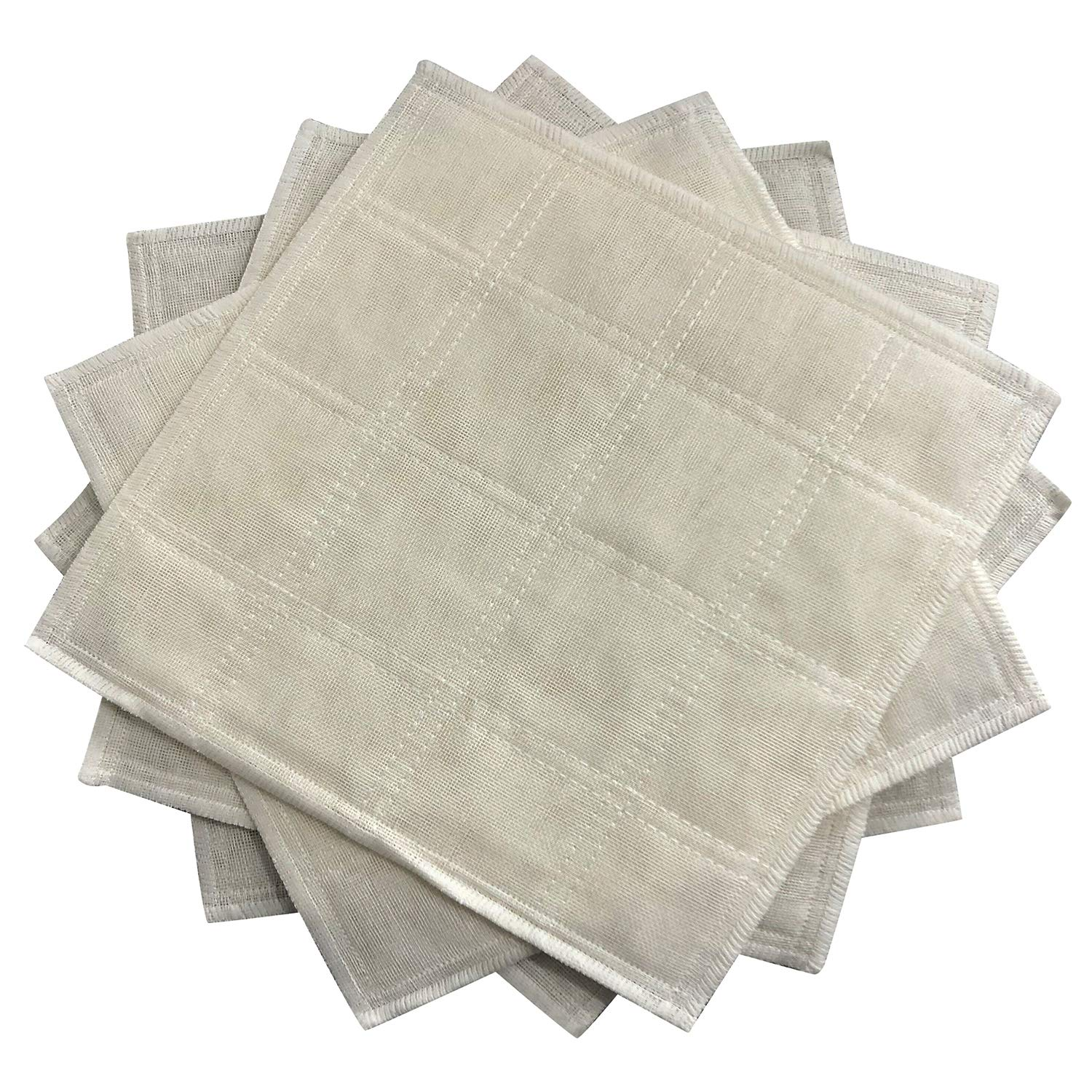 Washing. Scrubbing Hulless Dishcloths Cleaning Cloths 12 x 12 inch Scouring Cloth 100/% Cotton Scrubbing Cloth 5pcs Scrubbing Dishcloth Utensil Cleaning Cloth Apply to Cleaning Scouring Pads