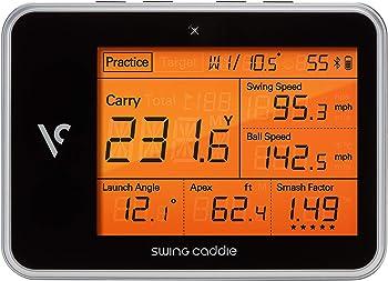 VOICE CADDIE SC 200 Portable Golf Launch Monitor