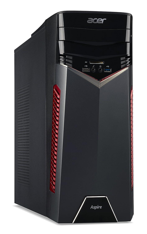 Acer Aspire gx-281 Desktop, procesador AMD ryzen 5 1600 AM4 ...