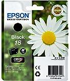 Epson C13T18014010 - Cartucho de tinta, negro