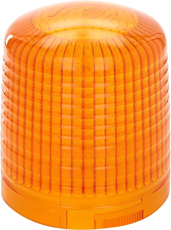 HELLA 9EL 862 141-021 Lichtscheibe f/ür Rundumkennleuchte aus PC gelb