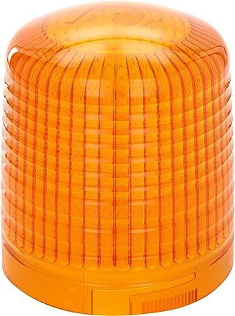 Rundumkennleuchte gelb Lichtscheibenfarbe HELLA 9EL 862 140-031 Lichtscheibe