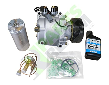 Partes Reino co-3555ak2 Reemplazo de a/c compresor completo kit
