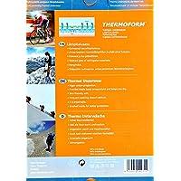 THERMOFORM© térmica Forma® de esquí/Deportes Ropa Interior–Juego