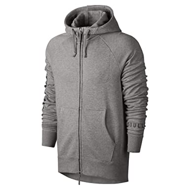 the best attitude a8e25 41e77 Image Unavailable. Image not available for. Color  Nike SB X Soulland  Everett Hoodie (Dark Grey ...