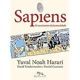 Sapiens (Edição em quadrinhos): O nascimento da humanidade (Portuguese Edition)