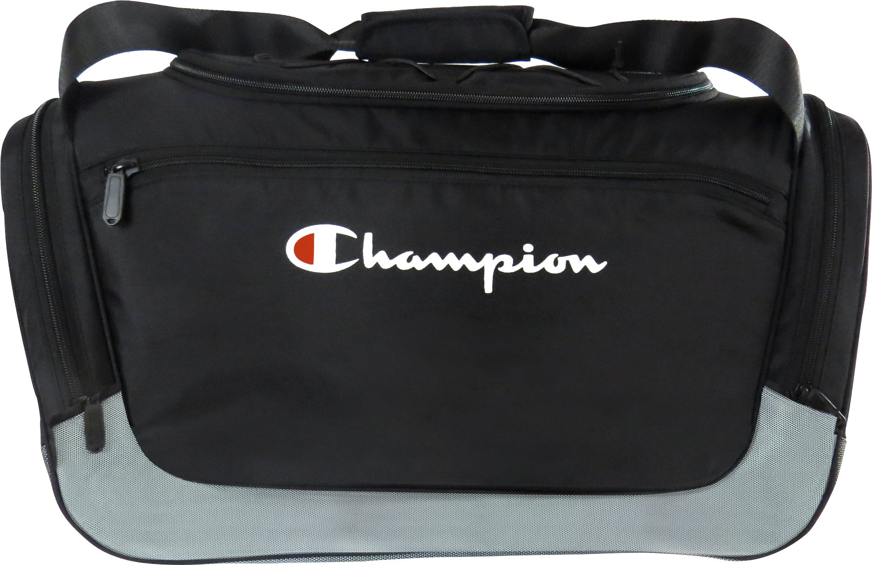 Champion Boost Medium Duffle, Black/Granite