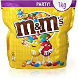 M & M's Peanut, 1Sachet (1x 1kg)