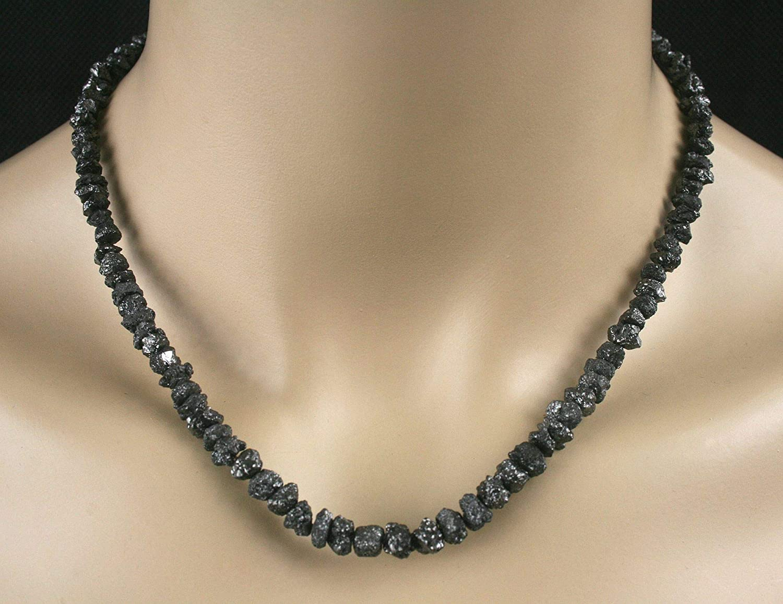 10 x Diamant schwarz Ø ca 4-5 mm Rohdiamant 2,0 Karat Kt ct Russland gebohrt ON