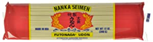 Nanka Udon Noodles, Thick and Long, 12 Ounce (Pack of 30)