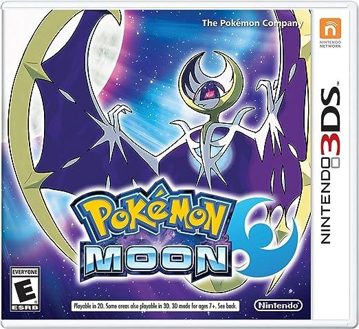 Pokemon Luna, 3DS