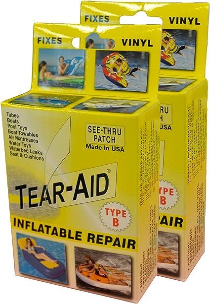 Coleman Vinyl Patch Kit Repair Tape