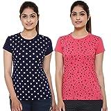 Shaun Women'S Multicolor T-Shirts
