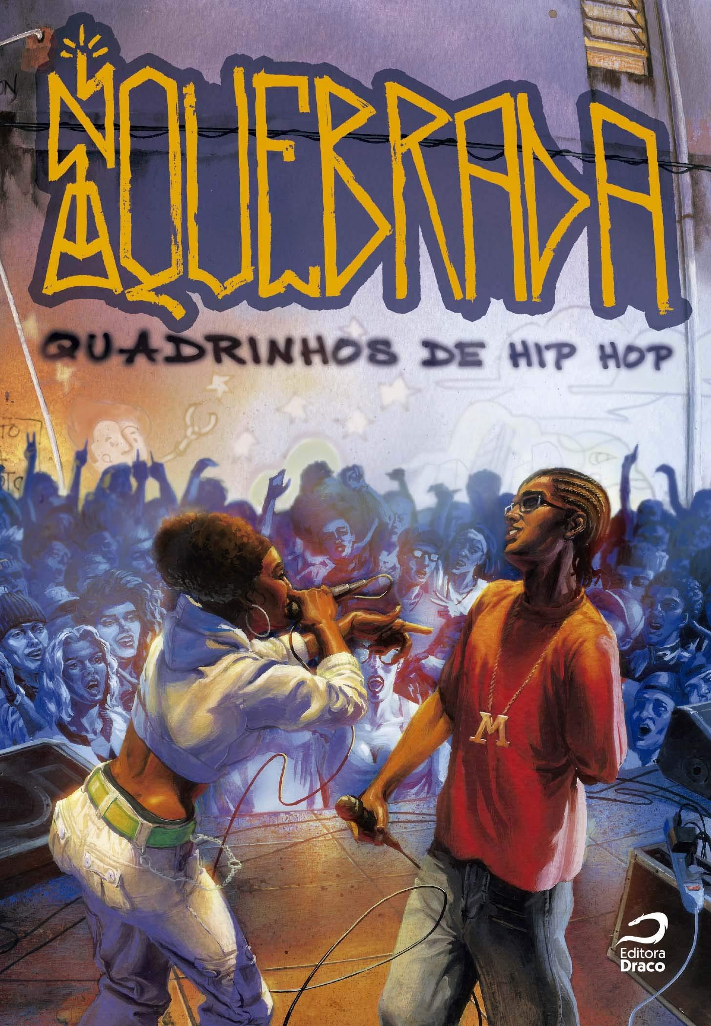Na Quebrada – Quadrinhos De Hip Hop | Amazon.com.br
