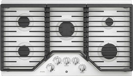 GE Cafe CGP650SETSS 36 Built-in Gas Cooktop