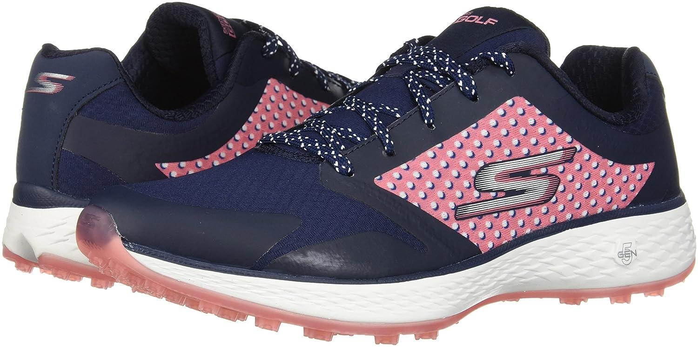Skechers Women's Shoe Go Eagle Major Golf Shoe Women's B074VL1KZH 8.5 M US|Navy/Pink f28a9b