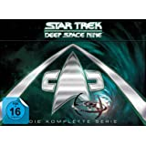 Star Trek - Deep Space Nine: Die komplette Serie (48 Discs)