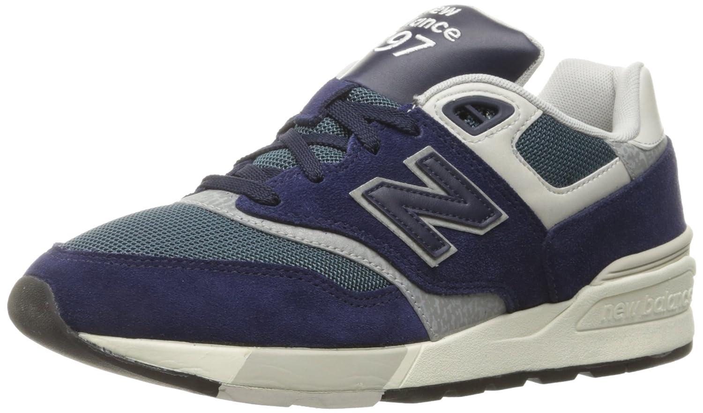New Balance ML597NEC, Zapatillas de Running Hombre 46.5 EU|Multicolor (Abyss)