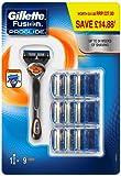 Gillette Fusion ProGlide Men's Razor and 9 Razor Blades