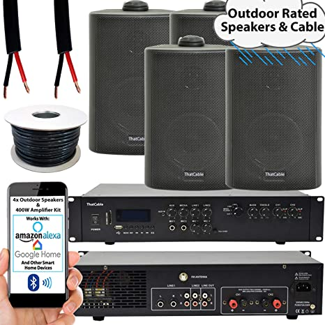 10W POWERFUL Outdoor Bluetooth Sound System  10 Channel Mixer