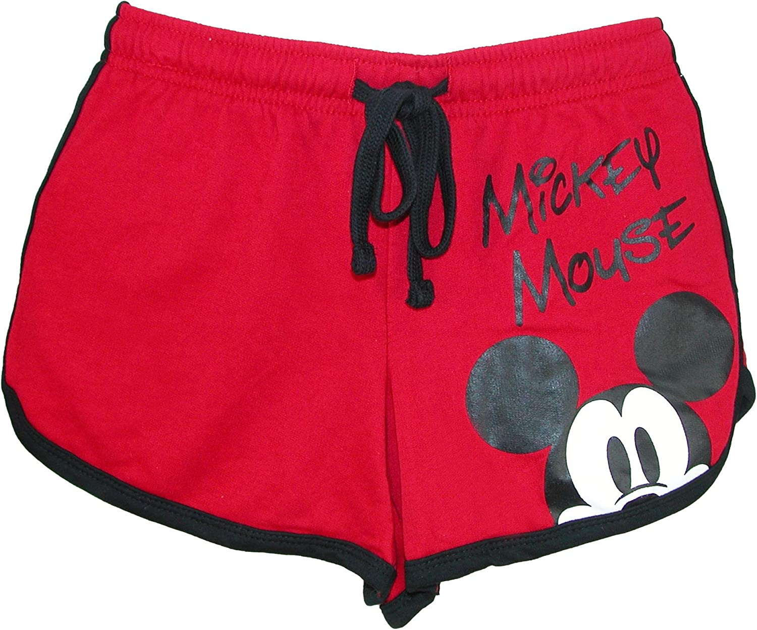 Disney Junior Youth Girls Mickey Mouse Peeking Short