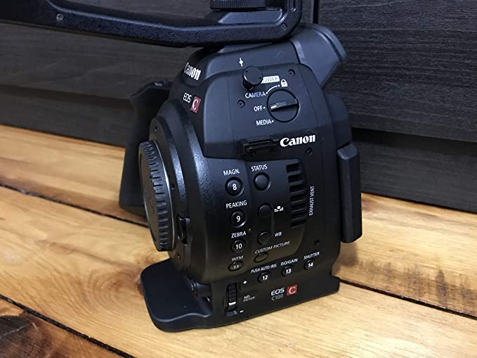 Canon C100DP product image 10