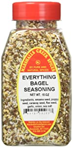 Marshall's Creek Spices Everything Bagel Seasoning, 15 Ounce