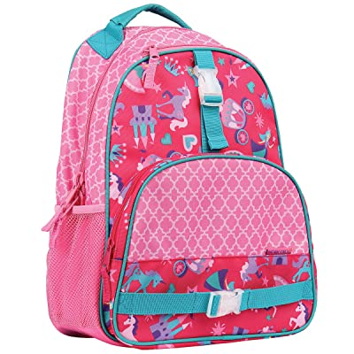 Stephen Joseph All Over Print Backpack, Princess: Clothing