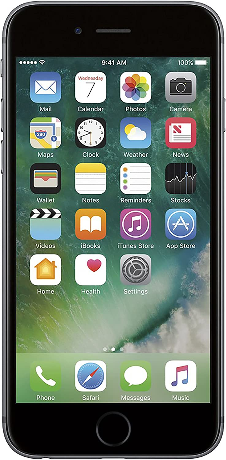 Apple iPhone 6S, 64GB - For T-Mobile (Renewed)