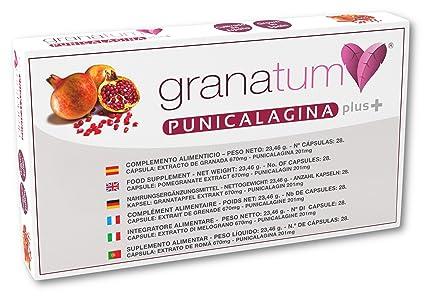 Extracto de Granada Punicalagina Plus - 6 Cajas de 28 cápsulas