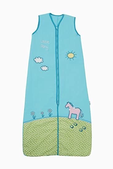 Amazon.com: Slumbersafe Summer Kid Sleeping Bag 0.5 Tog - Pony, 6-10 Years/XXL: Baby