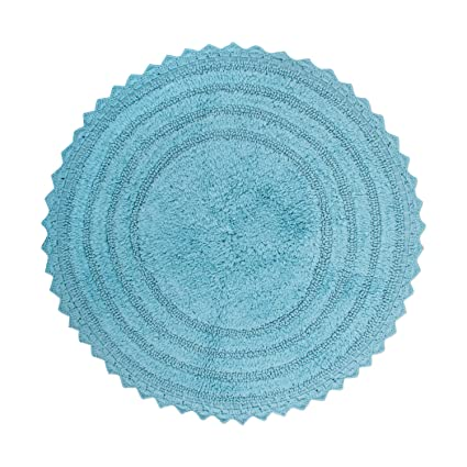 rug mat yellow blue round star pinterest with bath pin rugs