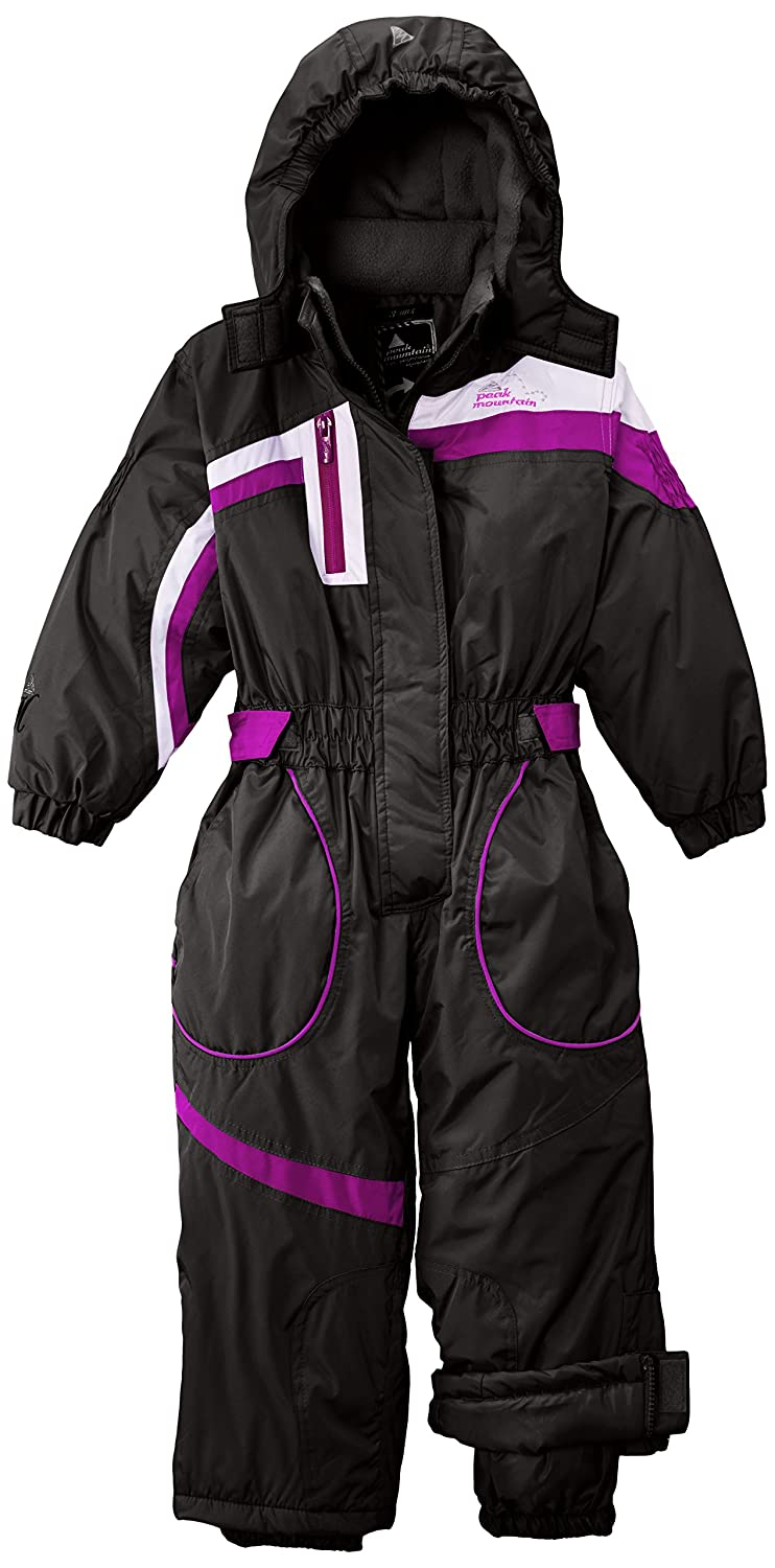 Peak Mountain Flugi/2-8 Girls' Ski Suit