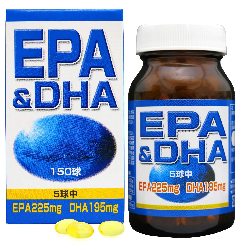 150 Pitches 30 Days Yuki Pharmaceutical EPA & DHA by None