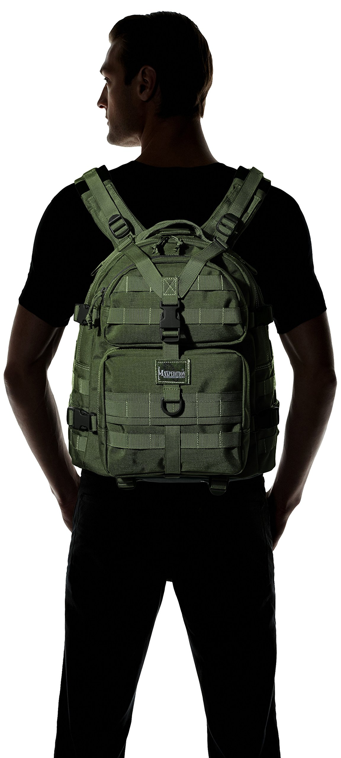 Maxpedition Condor-Ii Backpack (Green)