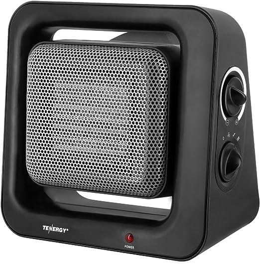 Amazon Com Tenergy 900w 1500w Ptc Ceramic Heater With Auto Shut