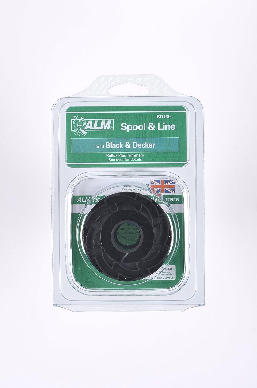 Spool & Line: Black & Decker Reflex Plus trimmers (twin line models ...