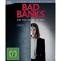 Bad Banks - Die komplette erste Staffel [2 Blu-rays]