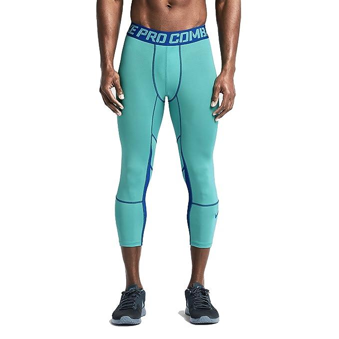 Nike Leggings a Compressione da Uomo a 34 PRO Hypercool