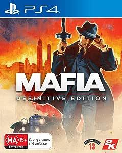 Mafia: Definitive Edition - PlayStation 4